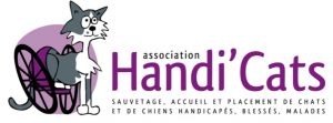 Association de protection chat Handi cats j'aime trop chat
