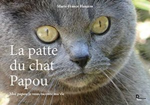 La patte du chat papou couverture